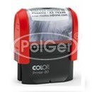 PolGer Wroclaw Colop r20 red